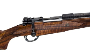 Holland & Holland .375 Magnum rifle.
